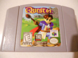 Jeux Nintendo 64, Nintendo Wii et Playstation 2