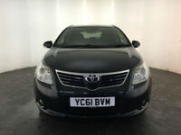 2011 61 TOYOTA AVENSIS T4 D-4D DIESEL ESTATE SERVICE HISTORY FINANCE PX WELCOME