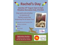 Charity Dog Walk and Food Festival