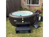 Hot tub hire Norfolk and Suffolk