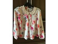 Girl's Fancy Blouse 10-11 yrs
