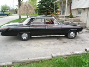 1962 Chevy Impala Sedan