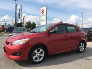 2013 Toyota Matrix ~Low Km's ~Power Sunroof ~Clean Unit ~Practic