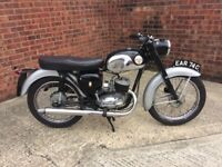 "1965 BSA Bantam 175cc Full MoT ""HURRICANE CAR & MOTORCYCLES"""