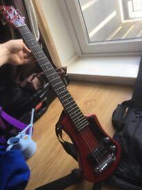 Hofner HCT shorty travel guitar