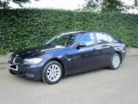 2006 BMW 320d SE Monaco blue met. MOT'd June 2018, FSH, 2 keys, 6 speed, good decent car