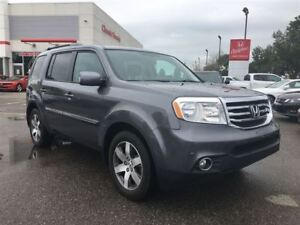 2015 Honda Pilot TOURING | NAV | DVD | LEATHER | CLEAN CARPROOF