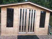 Kitchen shed for sale fully furnished