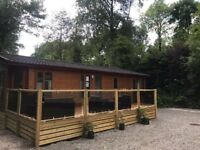 Pec Special lodge 2010 model, 20x36 in the Lakes on prime Beckside Pitch