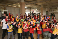 Calgary Nerf Wars - Thursday Aug 24 - Battlefield Live