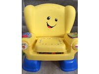 Baby/toddler sit and learn chair