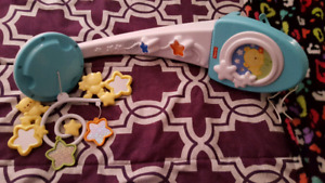 Crib mobile,  Fisher Price. Great condition!