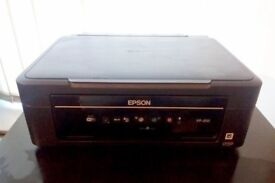 EPSON Wi-Fi Expression Home XP-202 MFC Inkjet