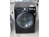FREE DELIVERY LG Steam Large 9KG, A+++ energy rated washing machine 4 MONTHS WARRANTY