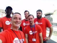 UK Travelling Live-In Charity Job - Door to Door Fundraising - Weekly Wage starting at £253 +Bonuses