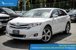 2016 Toyota Venza Satellite Radio and Backup Camera