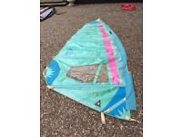Windsurfer sail 6.3m