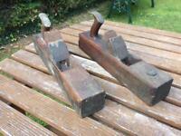 Vintage Wooden Block Planes