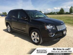 2016 Jeep Compass High Altitude 4x4 w/Leather  Sunroof