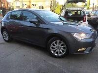 SEAT Leon 1.4 TSI SE (grey metallic) 2014