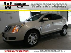 2014 Cadillac SRX LUXURY| AWD| LEATHER| SUNROOF| 104,845KMS