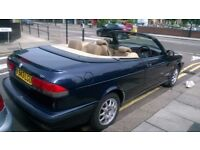 SAAB 9-2 AUTOMATIC CONVERTIBLE MOT NOVEMBER 2017 PX WELCOME
