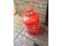 Gas bottle 13kg emtie