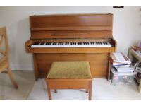 Boyd London English Cottage Piano with matching stool
