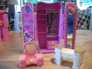 Fashion Doll Furniture and Accessories