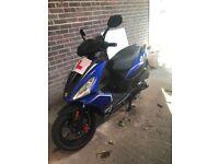 AJS FLIGHT 125cc Moped