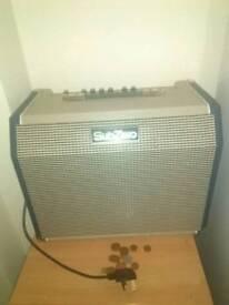 Acoustic guitar amp sub zero 25w