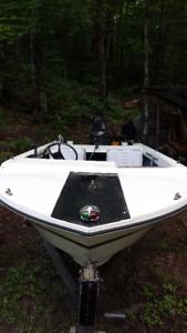 Boat is lake ready