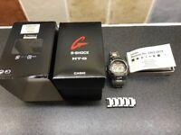 Mens Digital Casio G-Shock Watch Solar Powered / Radio Controlled