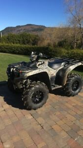 Grizzly 700 eps camo 2016 quick sale!!