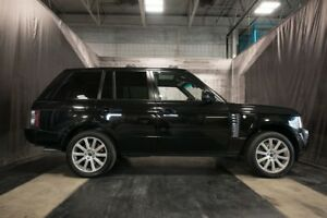 2012 Land Rover Range Rover HSE SUPERCHARGED