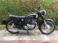 Matchless G12 in classic trim