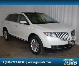 2014 Lincoln MKS AWD/PANO ROOF/NAV/CAMERA/LEATHER/BLIND SPOT DET