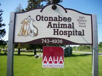 Registered Veterinary Technician Required