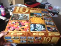 10 in 1 box jigsaw puzzles