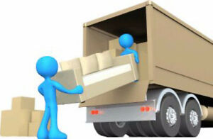 Movers in London