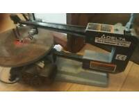 Delta Scroll Saw variable speed in good working order