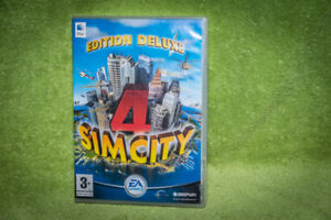 Jeux SimCity 4 Deluxe Edition fr Mac