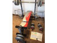 York Weights Bench