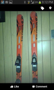 Salomon Downhill Ski's 160's