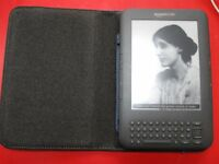 Amazon Kindle E Book