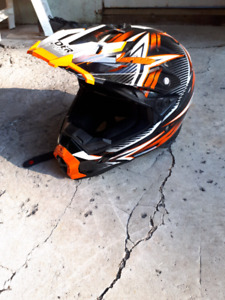 Large bike helmet