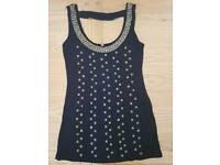 Miso vest top/tunic size 14