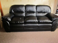 Brand new 2 & 3 seater leather sofa's