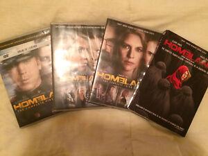 Dvd series ,seasons, various