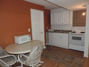 Fully furnished Bachelor suite available sep 1st 2017